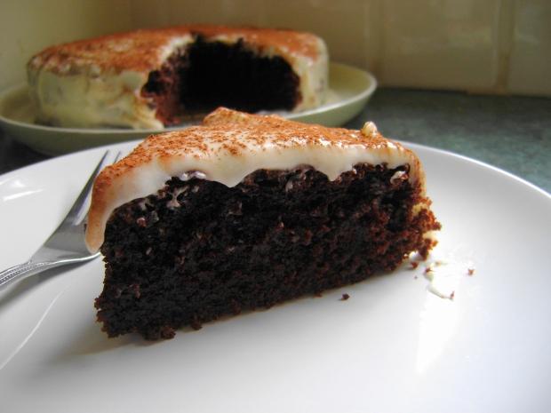 Chocolate Guiness Cake madebyjayne