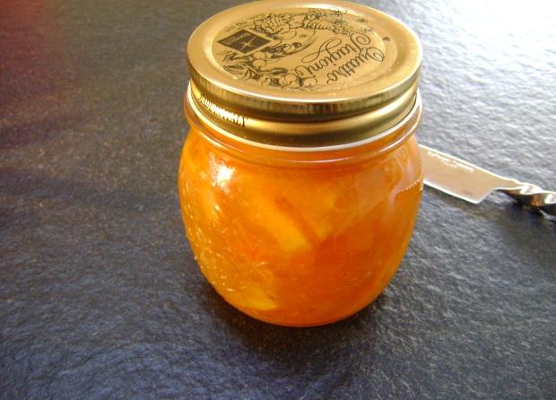 Bergamot orange marmalade madebyjayne.com