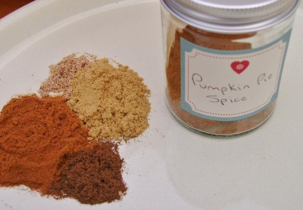 Pumpkin Pie Spice madebyjayne.com